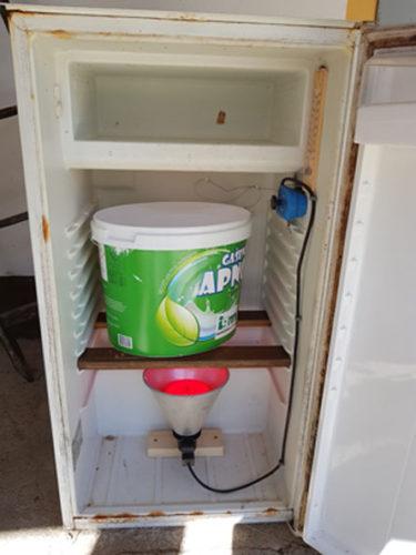 Prodam topilnik za med (dekristalizator), kapaciteta 25 kg/24 ur. Informacije 041 729 322